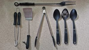 Grill/Kitchen Tools 7-Piece Set for Sale in Wesley Chapel, FL
