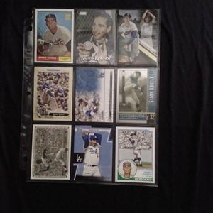 (9) Different SANDY KOUFAX Baseball Card Lot Los Angeles Dodgers for Sale in Redmond, WA