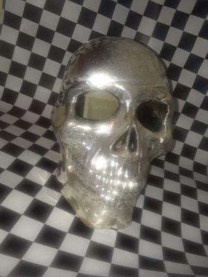 Chrome skull strobe light for Sale in NC, US
