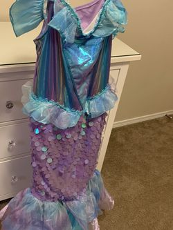Mermaid Costume Size: 12-14 for Sale in Portland,  OR