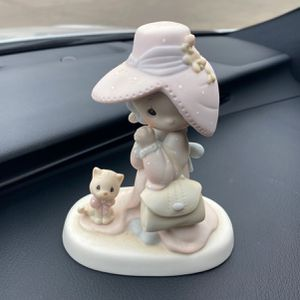 Jonathan and David precious moments figurines, and excellent condition for Sale in Orland Hills, IL