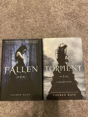 Assorted Fallen saga books for Sale in Tucson, AZ