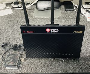 Asus AC1900, T-Mobile CellSpot, router WiFi and cell phone dead spots for Sale in Lakewood, CA
