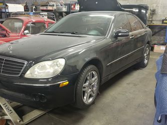 Mercedes S500 Parting Out for Sale in Vancouver,  WA
