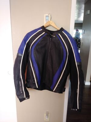 Motorcycle jacket Frank Thomas for Sale in Chula Vista, CA