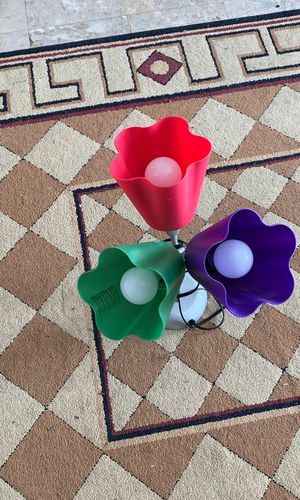 Flower lamp for Sale in Berryville, VA