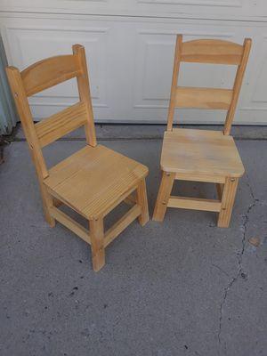 Melissa & Doug kids chair set for Sale in Parker, CO