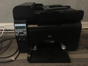 HP LaserJet 100 -M175nw printer/scanner for Sale in St. Petersburg, FL