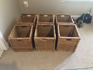 Foldable cube storage boxes for Sale in Woodbridge, VA