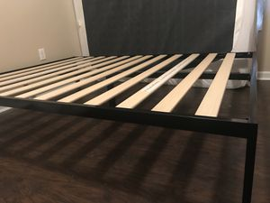 Bed frame queen size for Sale in Morgantown, WV