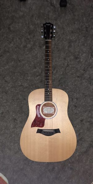 Taylor Acoustic Guitar Big Baby BBT Left Handed for Sale in Huntington Beach, CA
