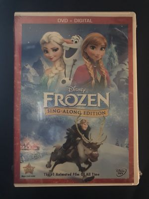 Frozen movie sing along for Sale in Buena Park, CA