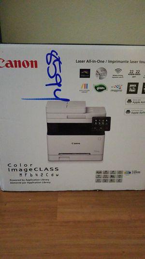 Canon image class MF642cdw for Sale in Sunnyvale, CA