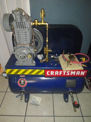 Quincy air compressor for Sale in South Gate, CA
