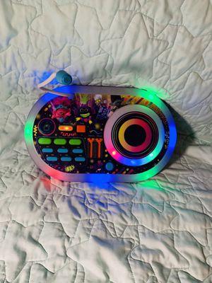 Trolls dj mixer for Sale in Visalia, CA
