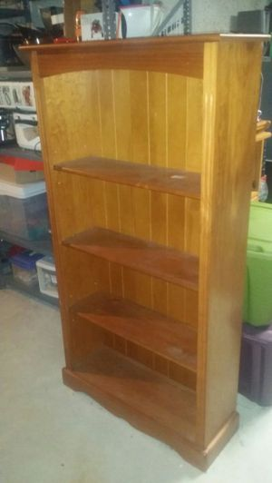 Bookshelves..maple for Sale in Dartmouth, MA
