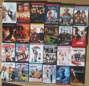 MOVIES AND COMPLETE SEASONS for Sale in Lakewood, CO