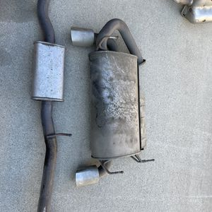 OEM Nissan 350Z Exhaust for Sale in Fresno, CA