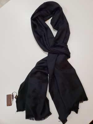 Black Louis vuitton scarf . for Sale in University Place, WA