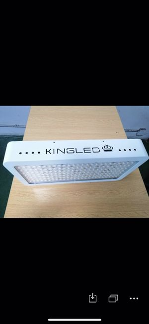 Brand New King Plus 2000W Double Chips LED Grow Light Full Spectrum for Greenhouse and Indoor Plant Flowering Growing (10w LEDs) for Sale in Cleveland, OH
