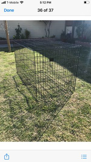 Dog cage 42L x 28W x 31H for Sale in Phoenix, AZ