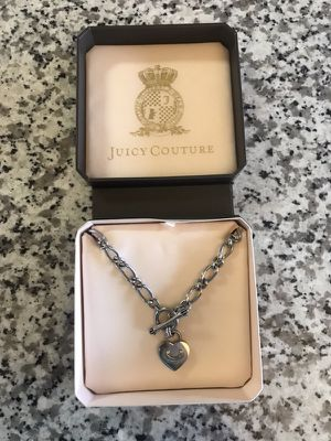 Juicy Couture Charm Necklace for Sale in Arlington, VA