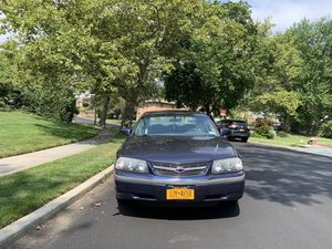 2001 CHEVY IMPALA 54K MILES for Sale in GARDEN CITY P, NY