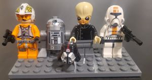 Lego Star Wars Minifigures Make offer for Sale in Louisville, KY