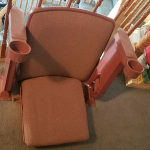 Movie Theater Seats Set Of 3 for Sale in Chino Hills, CA