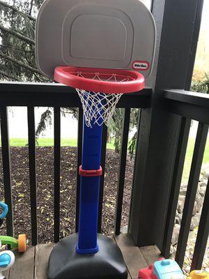 Little Tikes EasyScore Basketball Set for Sale in White Bear Lake, MN
