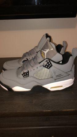 Jordan cool grey 4 for Sale in Maize,  KS