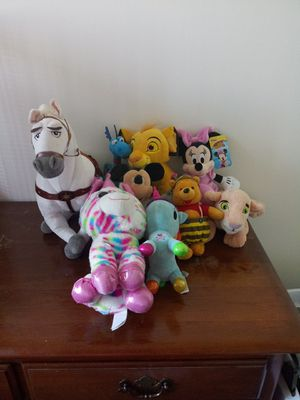 Plushie bundle for Sale in Hazlet, NJ