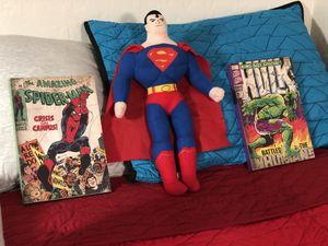 Kids superhero room decor for Sale in Chandler, AZ