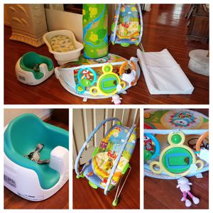 ASSORTMENT OF BABY ITEMS - 7 pcs for Sale in Bowie, MD