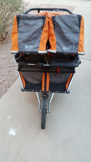 BOB Double stroller-excellent cond for Sale in Mesa, AZ