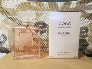 Chanel CoCo Mademoiselle 3.4 oz parfum for Sale in Brooklyn, NY