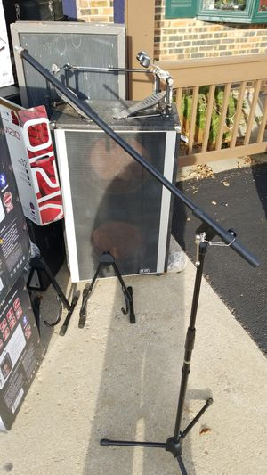 New microphone boom stand for Sale in Yorkville, IL