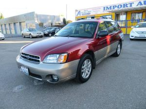 2002 Subaru Legacy Wagon for Sale in Hayward, CA