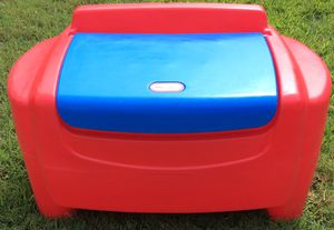 Little Tikes toybox-$40 firm-No holds for Sale in Portsmouth, VA