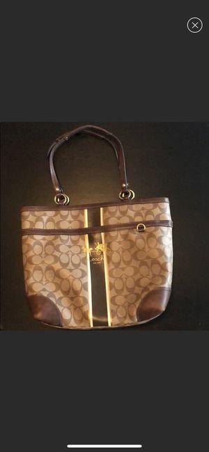 Coach purse for Sale in Brecksville, OH