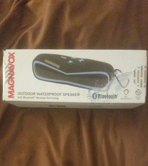 Outdoor Waterproof Bluetooth Speaker for Sale in Cambridge, MA