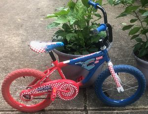 """Raskullz Shark Attax 16"""" Bike - See Requirements - $15 or free for Sale in Raleigh, NC"""