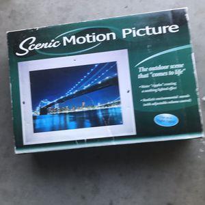 Motion light brain new light for Sale in Fresno, CA