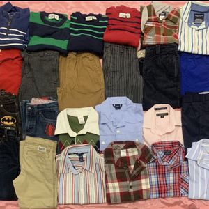 Toddler BOYS 4T 48pcs X $5 EACH FOR PICKUP ONLY Thursday Friday Saturday Sunday Monday 3-6pm for Sale in Palo Alto, CA