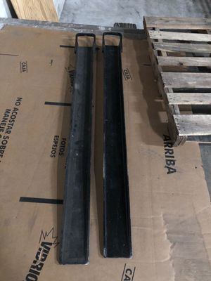 Fork Extenders / 63 inches Long by 5 inches Thick for Sale in Miami, FL