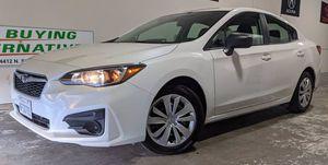 2018 Subaru Impreza for Sale in Modesto, CA