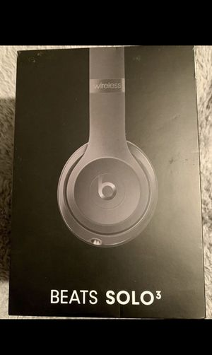 Beats Solo 3 for Sale in Clermont, FL