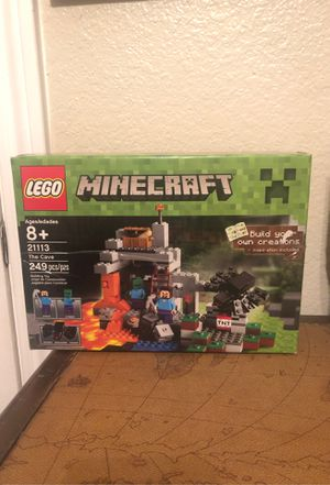 Lego 21113 Minecraft the Cave complete for Sale in Mesquite, TX