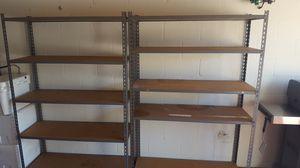 2 shelving units, 4 feet wide by 6 feet tall for Sale in Bradenton, FL