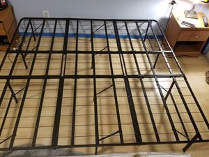 SmartBase Mattress Foundation / Platform Bed Frame / Box Spring Replacement / Quiet Noise-Free / Maximum Under-bed Storage, King for Sale in Federal Way, WA